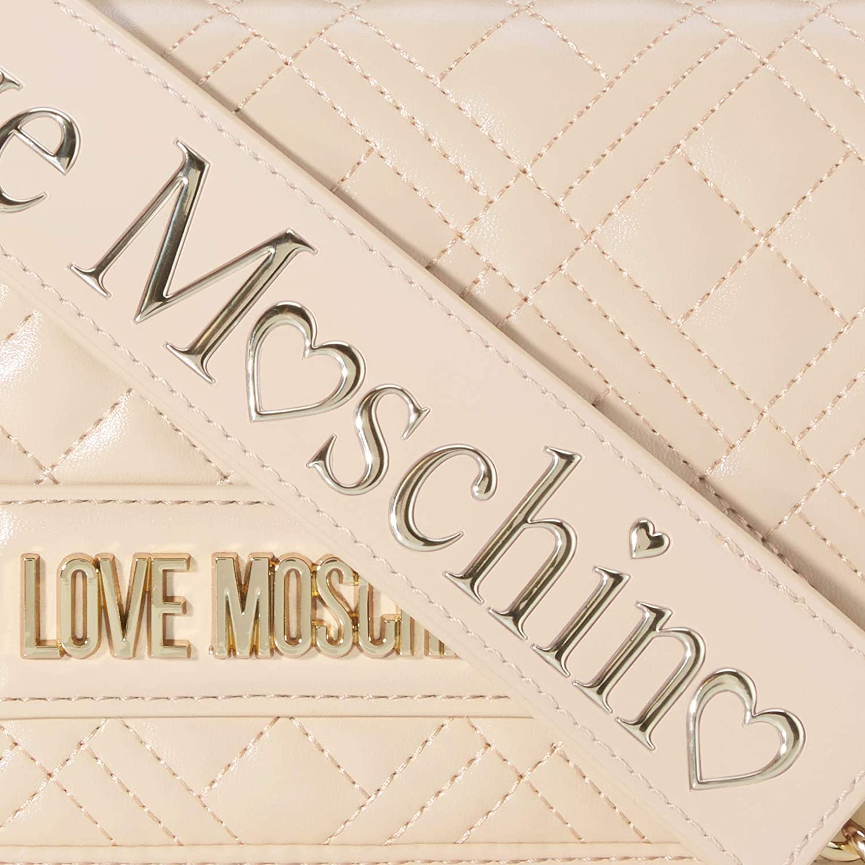 Love Moschino Womens Jc4010pp1a Wristlet