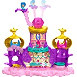 Shimmer and Shine DTK59 Teenie Genies Floating Genie Palace Playset Fisher Price Nickelodeon Toy