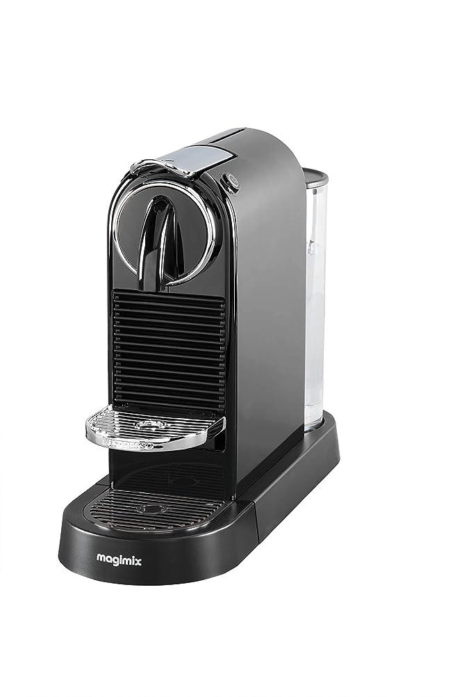 Nespresso Citiz Coffee Machine, Black by Magimix: Amazon.co.uk ...