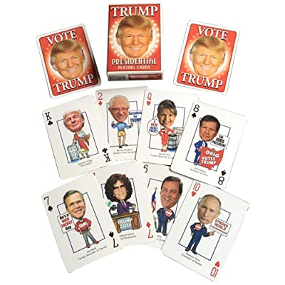 HeroDecks Trump Presidential Playing Cards: Sports & Outdoors