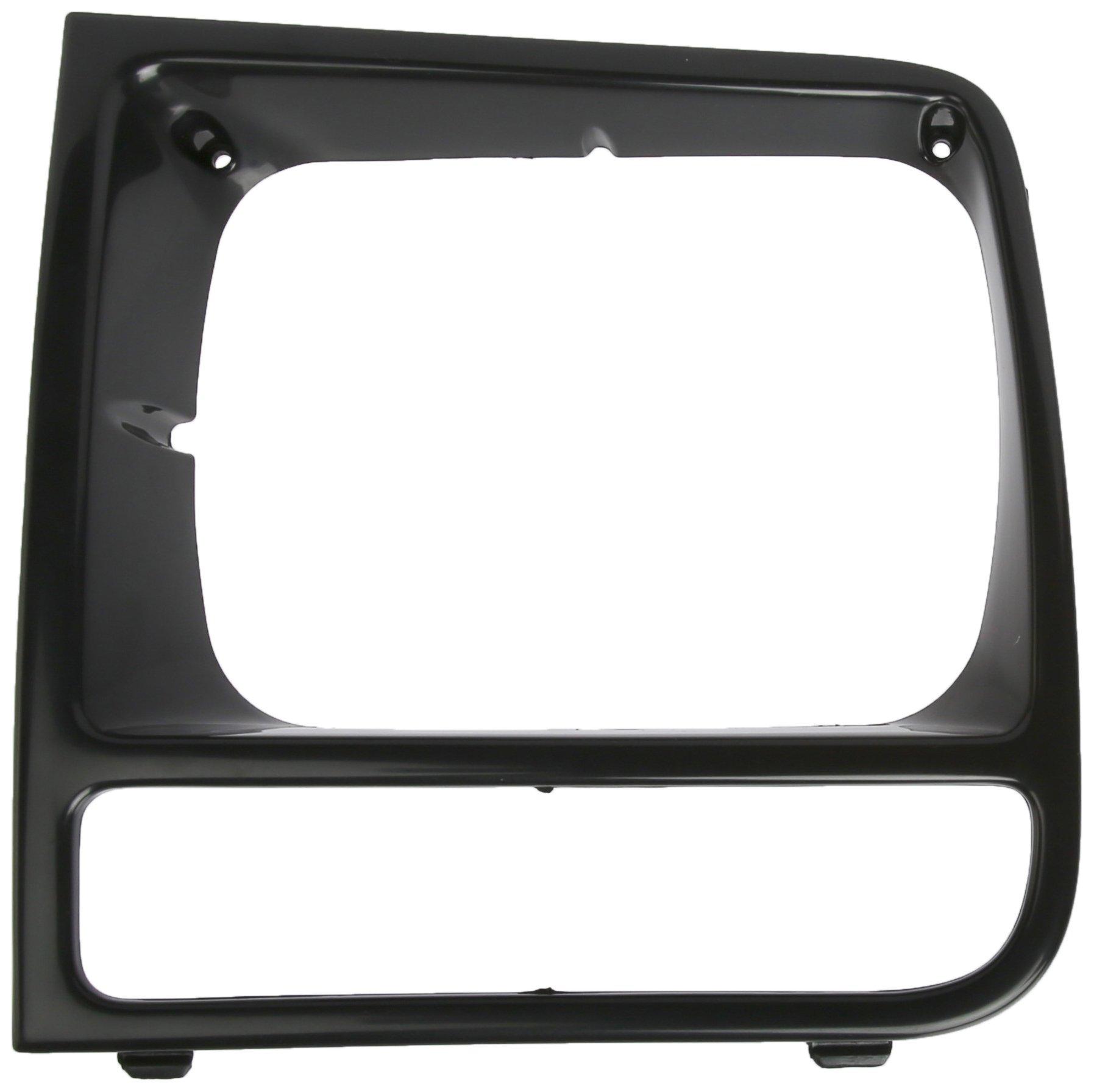 OE Replacement Jeep Cherokee/Wagoneer Driver Side Headlight Door (Partslink Number CH2512156)