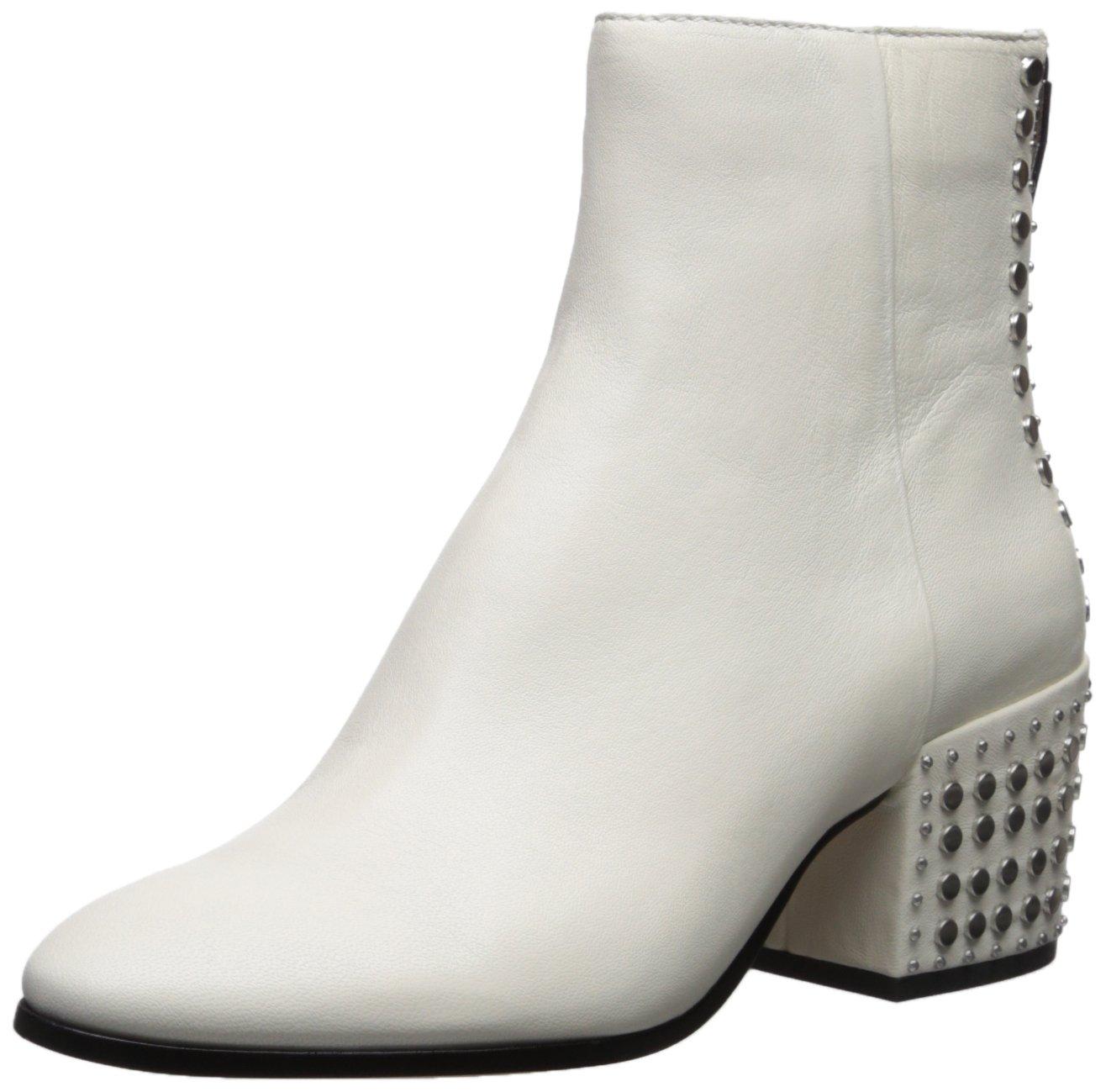 Dolce Vita Women's mazey Pump, Off White Leather, 8.5 Medium US