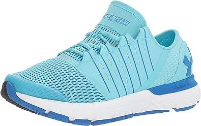 Under Armour UA Speedform Europa Laufschuhe, Zapatillas para Correr para Mujer, Veb/Blanco/Med, 38 EU: Amazon.es: Zapatos y complementos