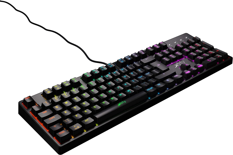 Mechanical Gaming Keyboard with RGB K4 RGB US