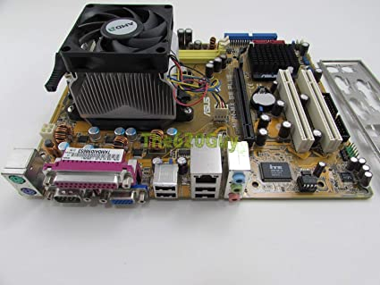 Amazon com: Asus M2N-MX SE Plus REV:2 02G Motherboard +AMD