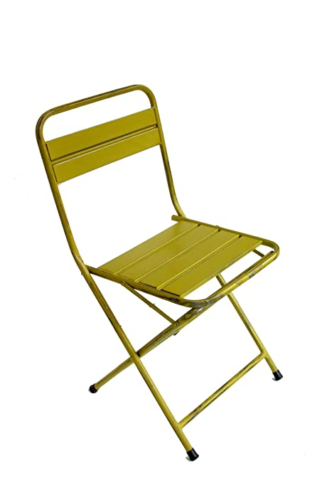 NACH Th 4471 G Green Vintage Folding Chair