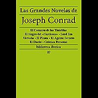 Las Grandes Novelas de Joseph Conrad (biblioteca iberica nº 14)