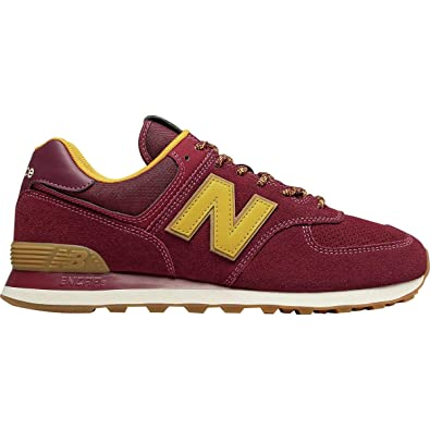 New Balance ML 574 D OTC Mercury Red