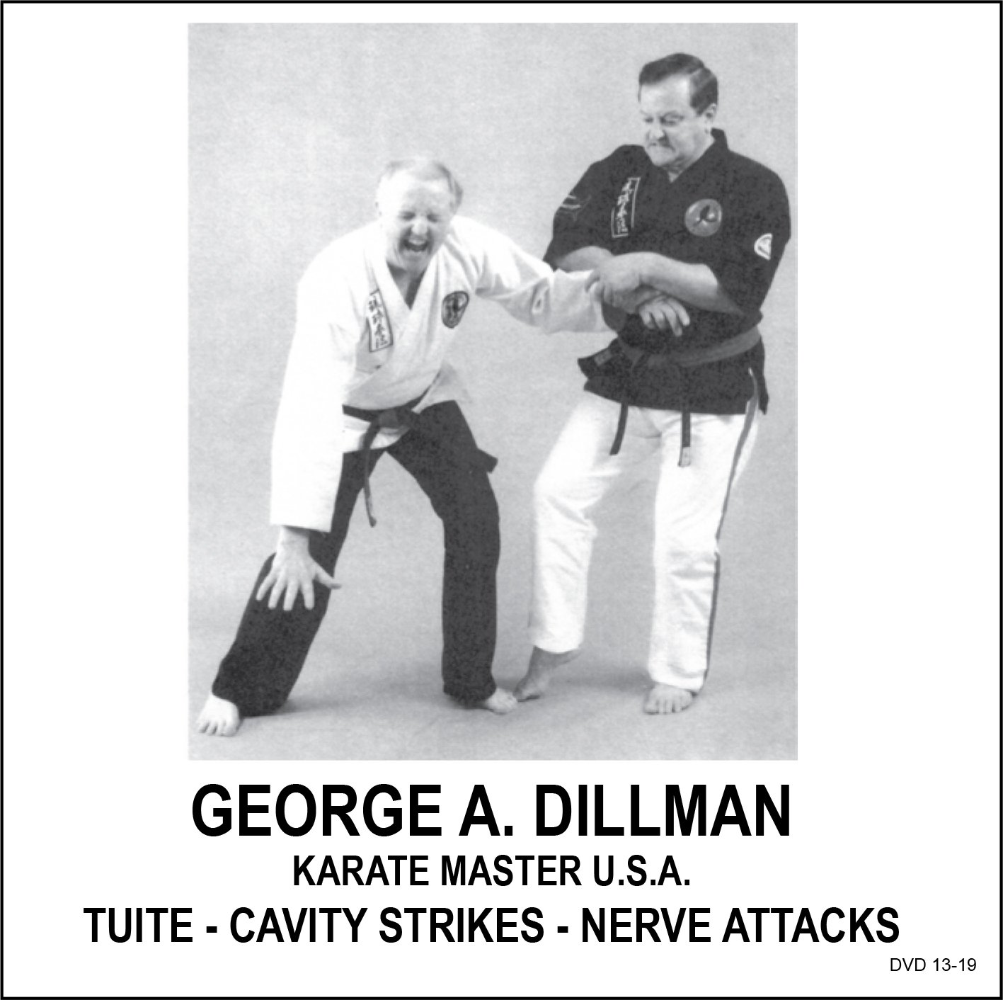 #13: Ryukyu Kempo Forms by Dillman Karate International Publishing
