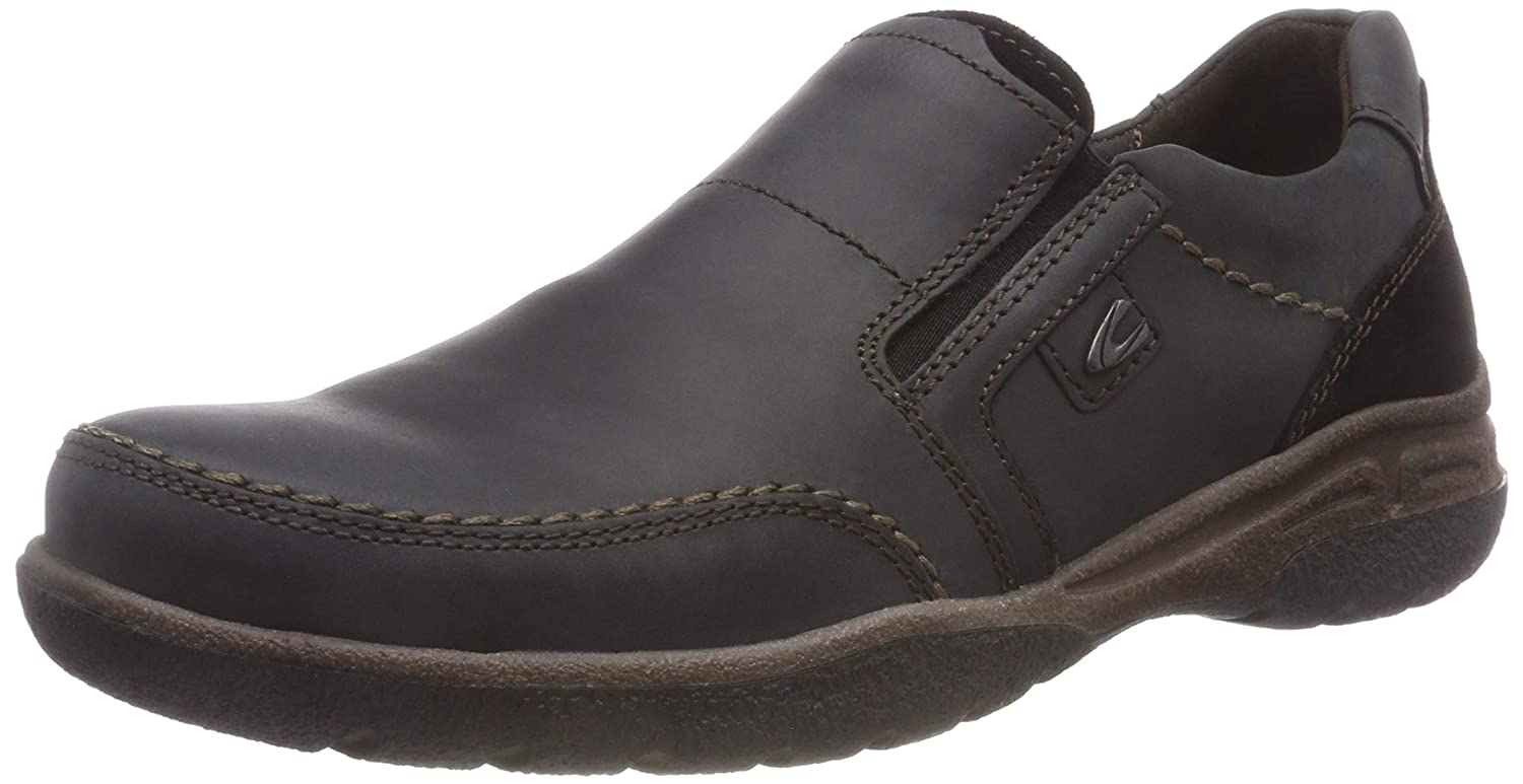 Black (Black 5) camel active Men's Bolzano 12 Loafers