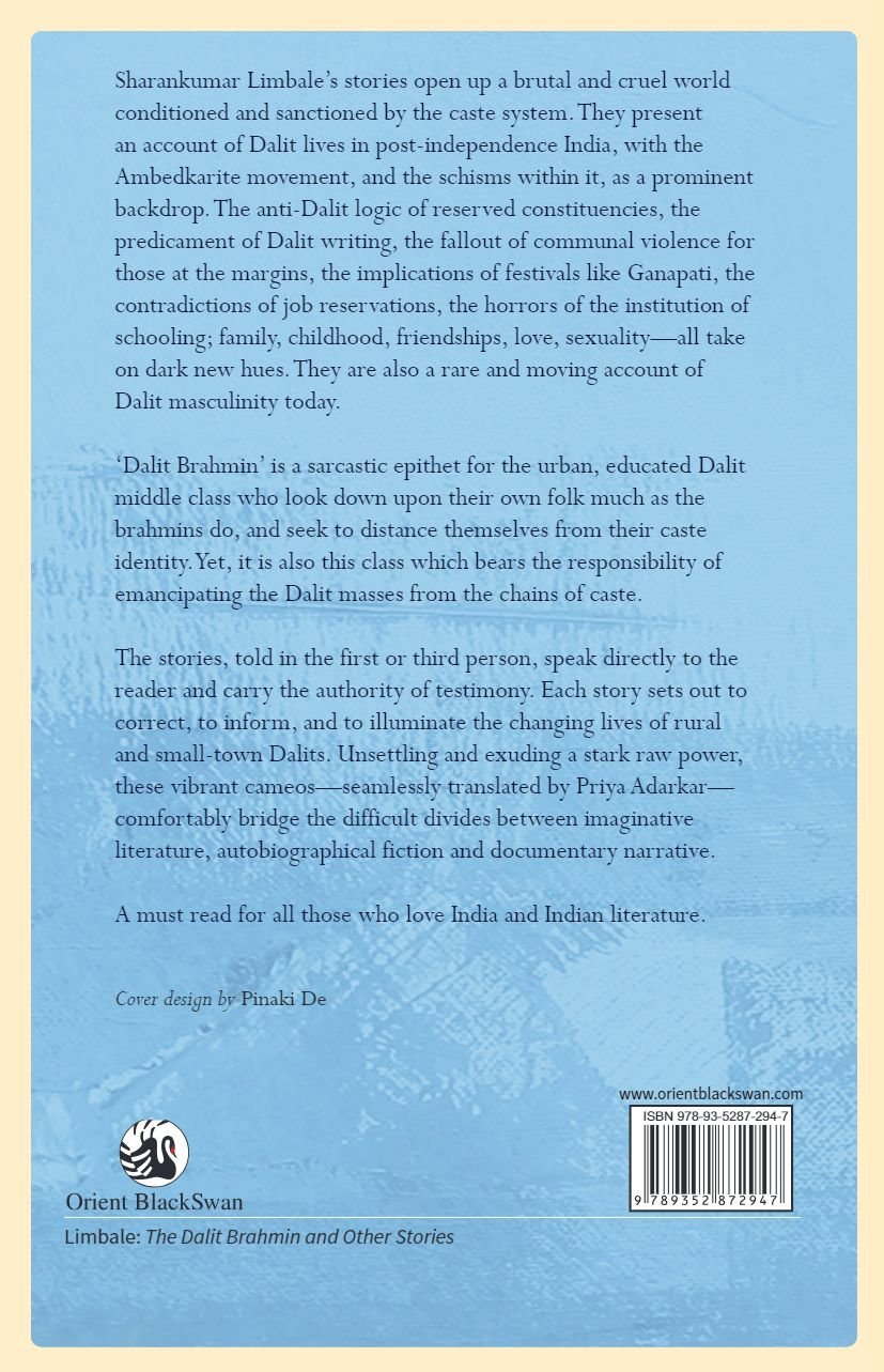 Buy The Dalit Brahmin and Other Stories Book Online at Low