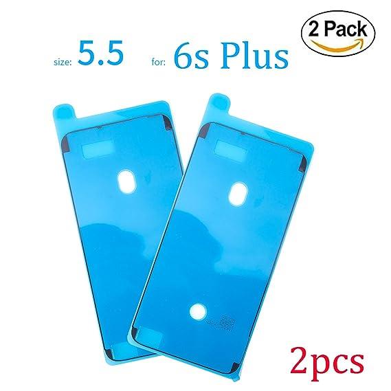 Amazon.com: ogodeal iPhone 7/7 Plus/6S/6S Plus frontal de la ...