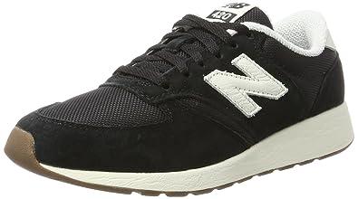 New Balance Damen Wrl420 Laufschuhe schwarz