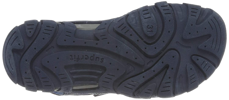 Superfit Boys/' Hike Ankle Strap Sandals