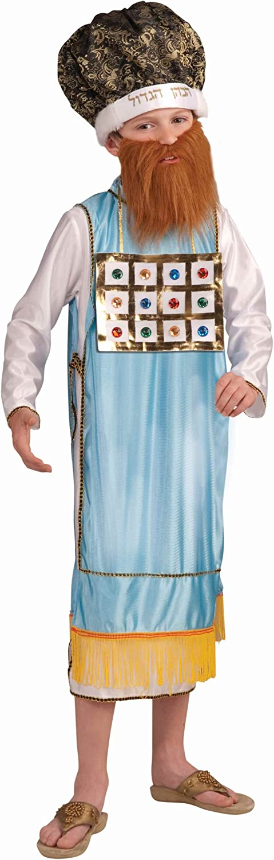 B00IP8ER3A Kohen Gadol Child Costume (Small) 716TcrTw7uL