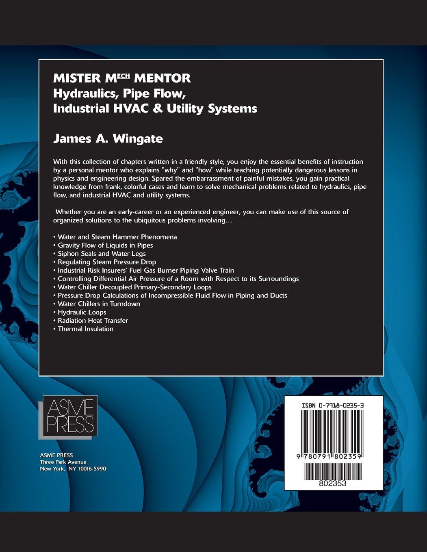 Buy MISTER MECH MENTOR: HYDRAULICS PIPE FLOW INDUSTRIAL HVAC
