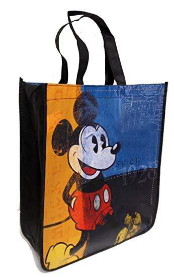 amazon com large mickey mouse tote bag beauty