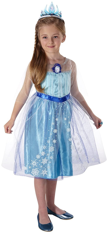 Amazon.com: Disney Frozen Elsa Dress: Toys & Games