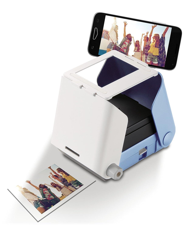 confezione da 20 foto Formato 46x62 mm Blu /& Fujifilm Instax Mini Film Pellicola istantanea per fotocamere Instax Mini KiiPix Stampante fotografica per Smartphone