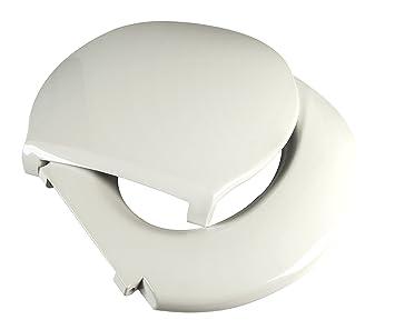 amazon ビッグジョン製品6w標準tolietシート ホワイト トイレポット