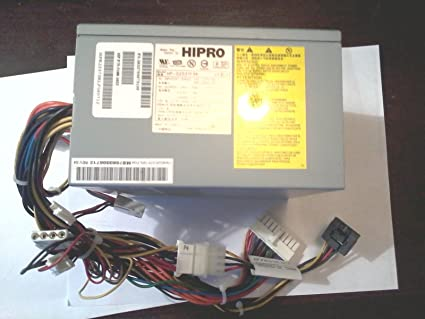 Genuine HIPRO HP-D2537F3R 250W Power Supply, HP P/N: 5187-1098 - Buy ...