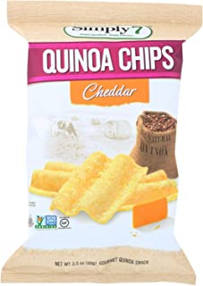 product image for Simply 7 Quinoa Chips - Cheddar - Case of 12 - 3.5 oz.