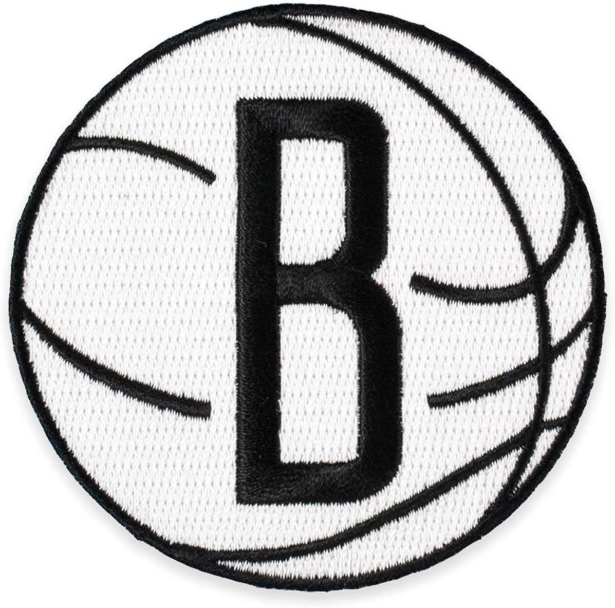 Amazon Com Emblem Source Brooklyn Nets Alternate Logo 3 Inch Collectors Patch Clothing