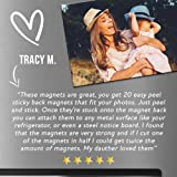 Sticky Shoot - 2x3 Inch Magnetic Picture Stickers