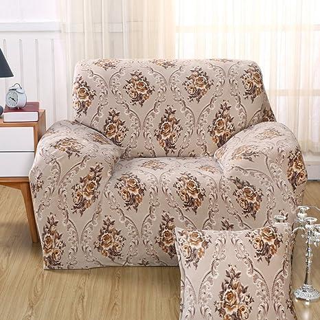 Amazon.com: Vidsdere - Funda de sofá elástica, 1 pieza ...