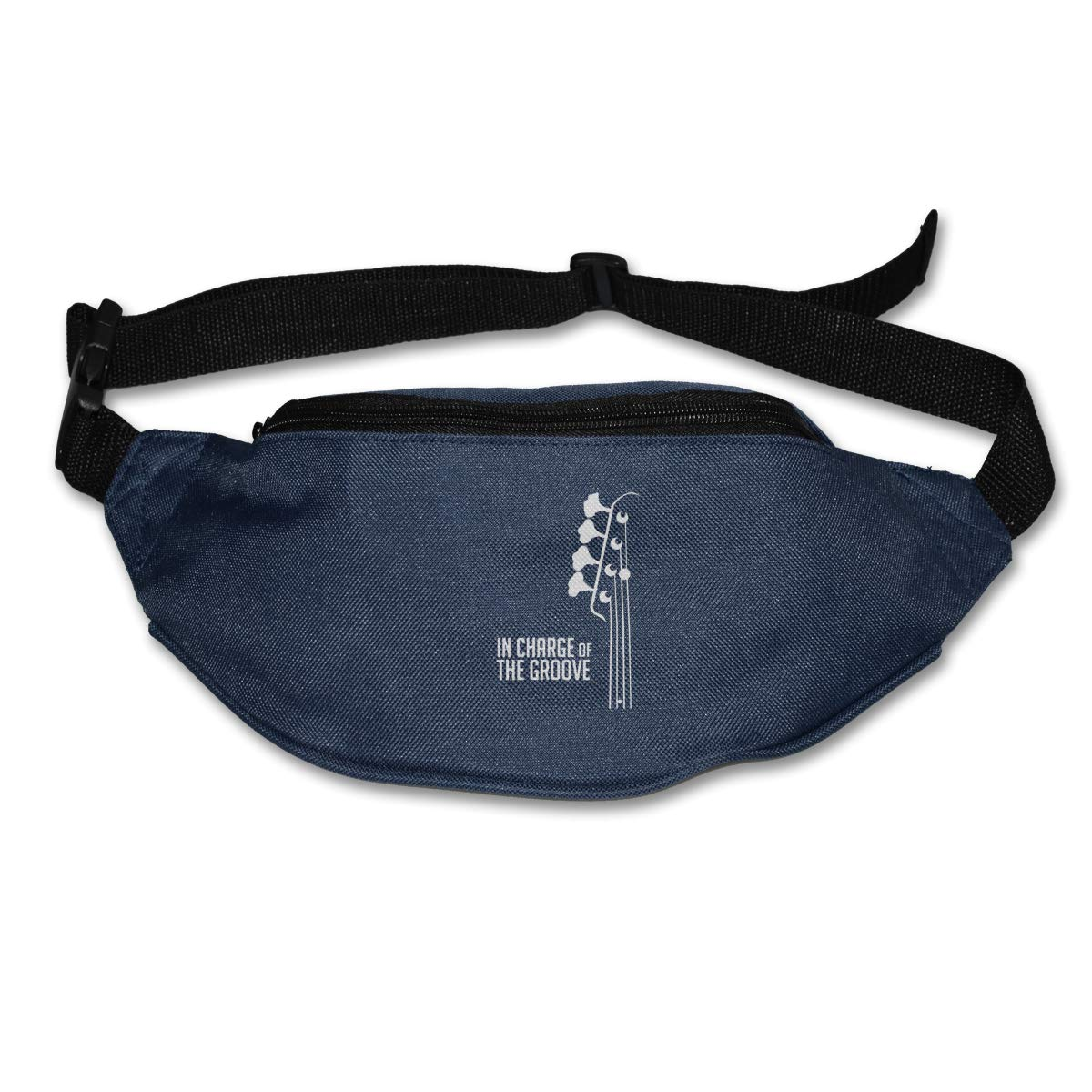 In Charge Of The Groove Sport Waist Pack Fanny Pack Adjustable For Run