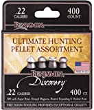Benjamin Discovery Ultimate Hunting Pellet Assortment, 400 Count Total