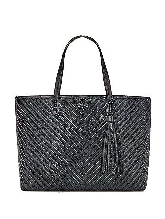 1a0e56a17a080 Amazon.com: Victoria's Secret V-Quilt Metallic Crackle Everything ...