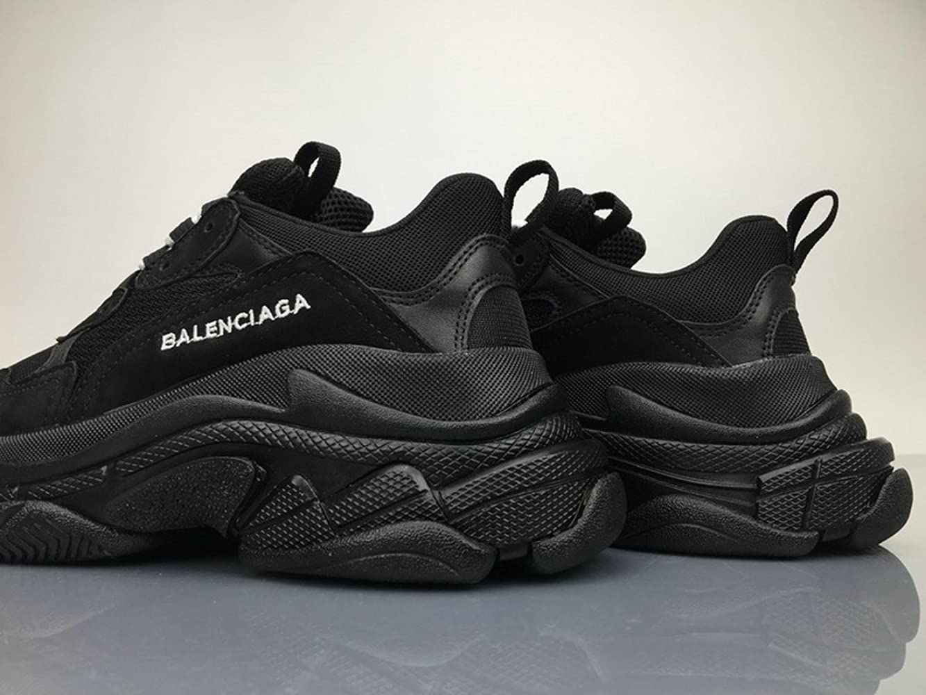 balenciagas Triple S helping us stomp out the Sunday