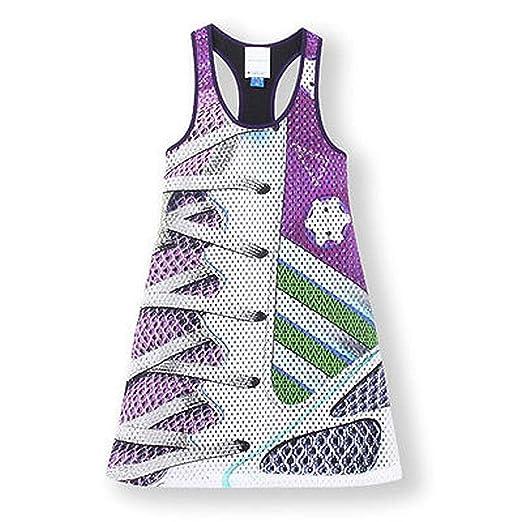 06517188 adidas Originals Mary Katrantzou Women's Tank Dress at Amazon Women's  Clothing store: