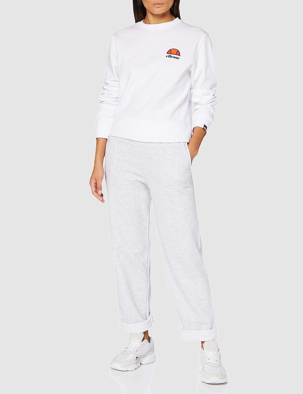 ellesse Damen Ashburton Sweatshirt Weiß