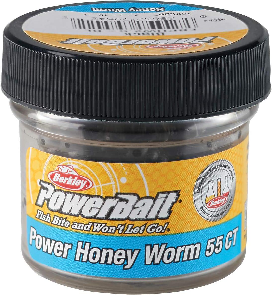 Berkley Powerbait Honey Worms for 2020