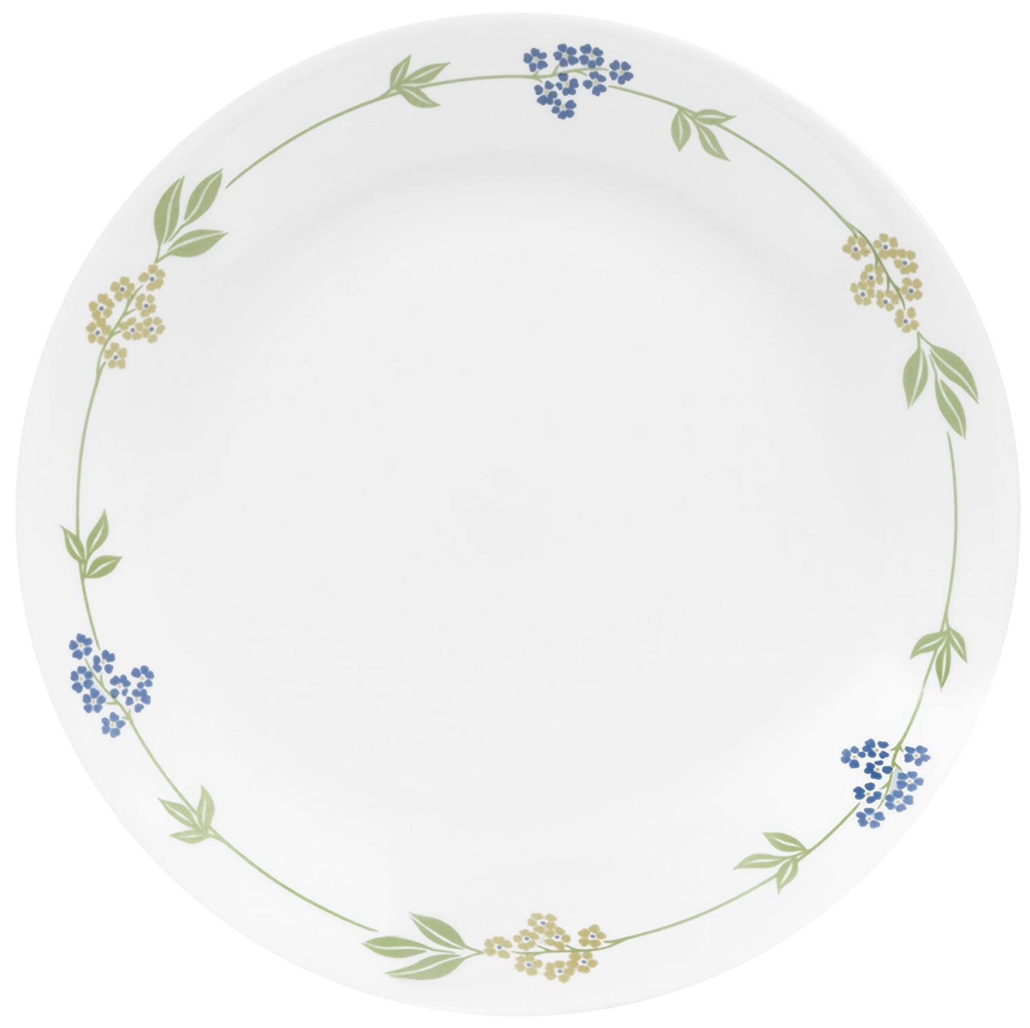 Amazon.com | Corelle Livingware 10-1/4-Inch Dinner Plate Secret Garden Dinner Plates  sc 1 st  Amazon.com & Amazon.com | Corelle Livingware 10-1/4-Inch Dinner Plate Secret ...