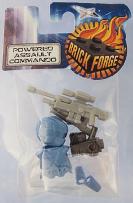 Amazon.com: brickforge – Azul Powered Assault Commando ...