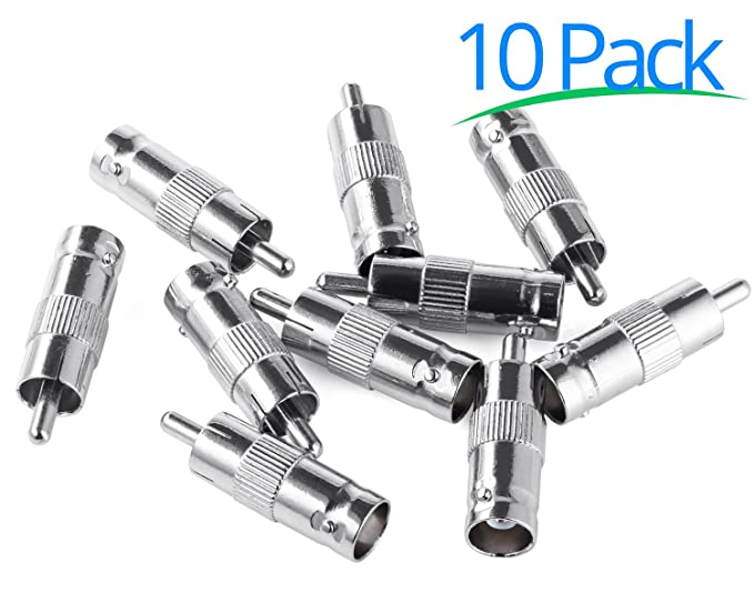 Review Pack of 10 BNC