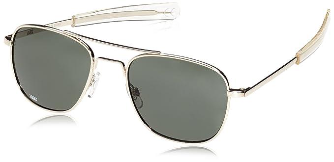 Vans - Gafas de sol Aviador VV3HCRO para hombre, Chrome