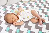 COSMOPLUS Knitted Crib Sheet Set -2 Pack Stretchy