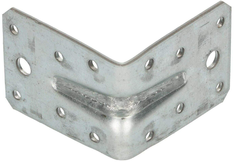 KOTARBAU Lot de 50 connecteurs coud/és 75 x 75 x 55 mm avec c/ône angle de trou dangle de construction en bois