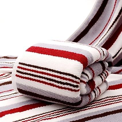 Toallas de algodón sola toalla fue adulto aumento de espesamiento transpirable suave absorción de agua masculino