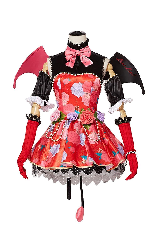 Fuman Love Live  School idol project Little Devil Ver. SR UR Cards Kousaka Honoka cosplay Kostüm (One Größe) B01LWUR0QY Kostüme für Erwachsene Neuer Stil  | Nicht so teuer