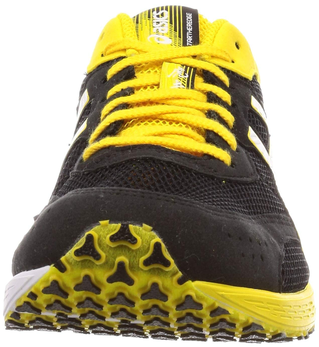 ASICS Tartheredge Uomo Giallo Nero: Amazon.it: Sport e tempo
