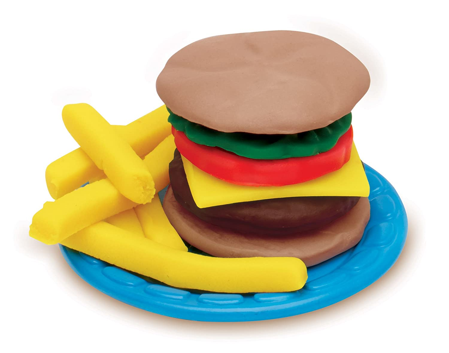 Top Play-Doh B5521EU4 - Burger Set, Multicolore: Play-Doh: Amazon.it  VC64