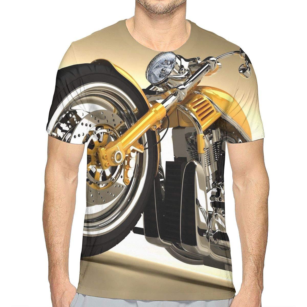 943a7b06e0c0e White POOPEDD Harley Davidson 25 Mens T-Shirt,Men's Short Sleeve T ...