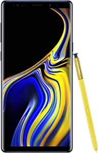 Samsung Galaxy Note9 GSM Unlocked Phone with 6.4in Screen and 128GB - Ocean Blue (Renewed)