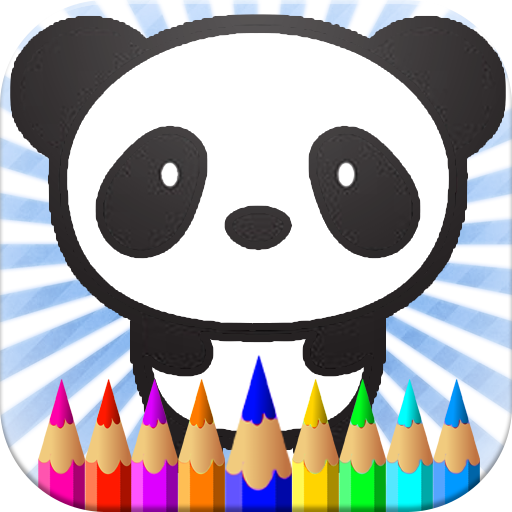 Panda Baby Coloring Pages Pop Cartoons For