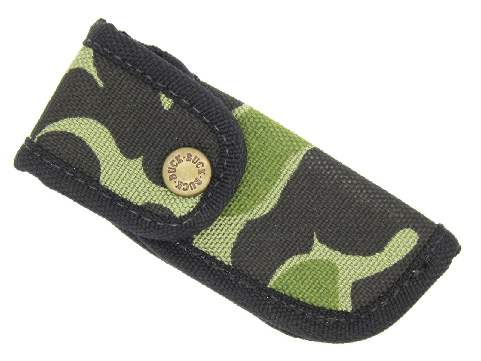 Buck USA 422 442 484 532 500 112 Ranger Bucklite Camo Cordura Nylon 4.25'' Folding Hunter Knife Sheath